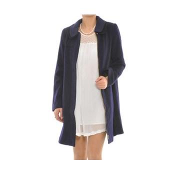Palton cu fermoar si buzunare laterale