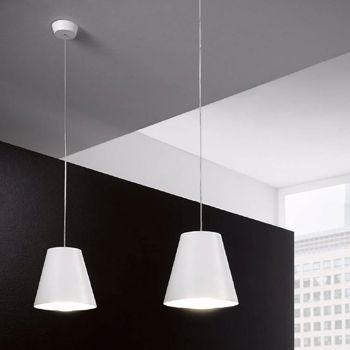 Plafoniera Ceiling light Conus Led Linea Light