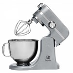 Robot de bucatarie Electrolux 1000W 2 boluri inox 4.8 l + 2.9 l 10 viteze Argintiu ekm4600