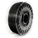 DEVILDESIG Filament DEVIL DESIGN / PETG / BLACK / 1,75 mm / 1 kg.