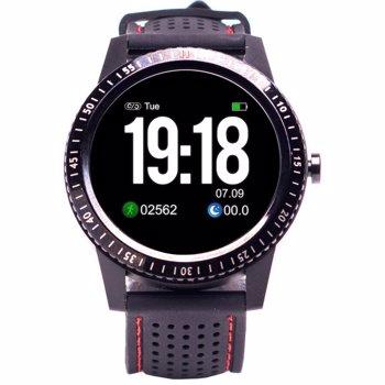 Ceas Smartwatch E-Boda Smart Time 360 Silicon Negru 5949023222554