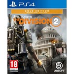 Joc Ubisoft THE DIVISION 2 GOLD EDITION pentru PlayStation 4