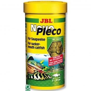 Hrana pentru pesti JBL NovoPleco, 1 l