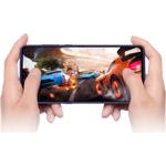Smartphone Xiaomi Mi 9, Ecran Full HD+, Gorilla Glass 6, Snapdragon 855, Octa Core, 64GB, 6GB RAM, Dual SIM, 4G, 4-Camere: Sony 48 + 16 + 12 + 20 mpx, Incarcare Qi, Quick Charge 4.0+, Ocean Blue