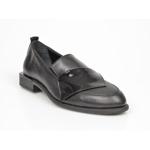 Pantofi FLAVIA PASSINI negri, 636150, din piele naturala