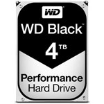HDD Desktop WD Black (3.5'', 4TB, 128MB, 7200 RPM, SATA 6 Gb/s)