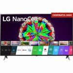 Televizor Smart LED, LG 65SM8050PLC, 165 cm, Ultra HD 4K