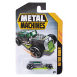 Masinute / Masinuta Metal Machines Nitro Rider, 1:64, Gri