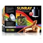 Exo Terra Lampa Set Sunray 70 W Pt2325