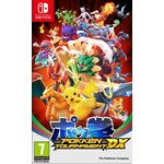 Joc consola POKKEN TOURNAMENT DX pentru Nintendo Switch