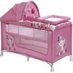 Pat pliant Lorelli Nanny 2 Plus Beige Pink Kitten 1008020 1612