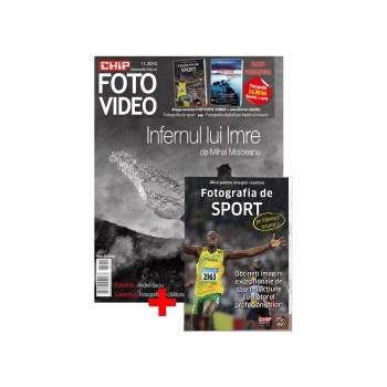 Chip Foto-Video Noiembrie 2012 + Fotografia de sport