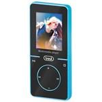 MP3 / MP4 player TREVI MPV 1730, albastru