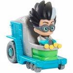 Figurina Eroi in pijama Mini vehicul - Laboratorul lui Romeo