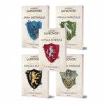 Pachet Seria Witcher - Set 5 volume