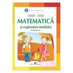 Matematica si explorarea mediului - Clasa 1 - Constanta Balan, Corina Andrei, Editura Didactica Si Pedagogica