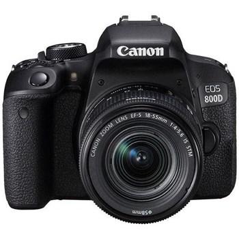 Aparat foto Canon EOS 800D (obiectiv 18-55 IS STM)