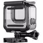 Carcasa de protectie pentru camera video GoPro Hero7 Silver/White