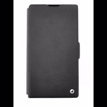 Husa Flip Cover Lemontti pentru Sony Xperia XA2 Ultra Negru TLEXA2UN
