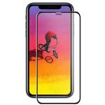Folie protectie Tellur Tempered Glass Full Screen 3D Black pentru iPhone 11/iPhone XR