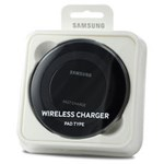Incarcator wireless Samsung Fast Charging pentru Galaxy S6 Edge Plus, Black