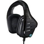 Casti 981-000605, USB, Logitech G633, negru