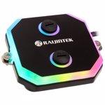 Bloc processor Raijintek CWB RGB, CPU Waterblock RGB