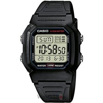 Ceas Casio Sports W-800H-1A - Ceas barbatesc