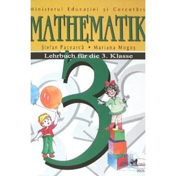 Manual matematica clasa 3 germana - Stefan Pacearca, Mariana Mogos