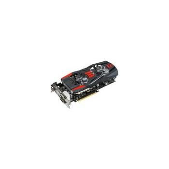 Placa video ASUS Radeon R9 270X DirectCU II Top 2GB DDR5 256-bit
