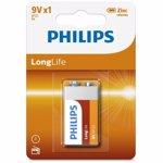 Philips PH LONGLIFE 9V 1-BLISTER