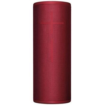 Boxa portabila ULTIMATE EARS Megaboom 3 984-001406, Bluetooth, Waterproof, Sunet 360, Deep Bass, rosu