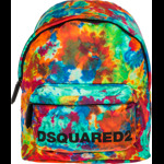 DSQUARED2 Backpack Travel Culoarea Red