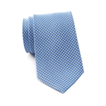 Accesorii Barbati Kenneth Cole Reaction Madison Micro Silk Tie BLUE