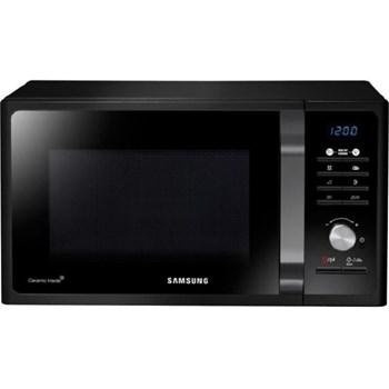 Samsung Cuptor cu microunde MG23F301TAK, 23 l, 800 W, Grill, Digital, Negru