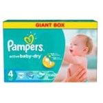 Scutece Pampers Active Baby BOX 4, 8-14Kg, 90 buc