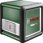 Nivela laser Bosch Quigo Plus cu linii in cruce