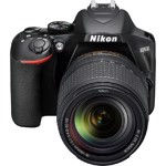 Aparat foto DSLR Nikon D3500, 24.2MP, Negru + Obiectiv 18-140 mm VR