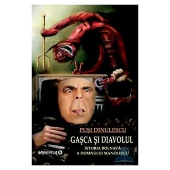 Gasca si diavolul - Pusi Dinulescu 973-21-0984-7