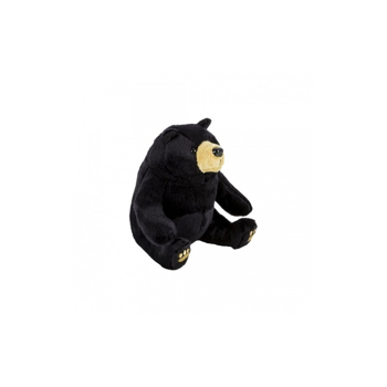 Plus urs negru 15 cm