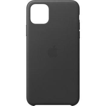 Husa Original iPhone 11 Pro Max Apple Leather Black