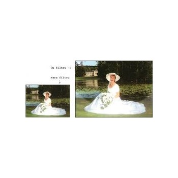 Cokin Z148 Wedding Filter 1 White