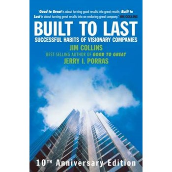 Collins, J: Built To Last (Best business books of all time)