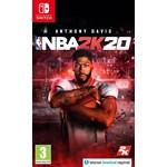 Joc Nintendo Switch NBA 2K20