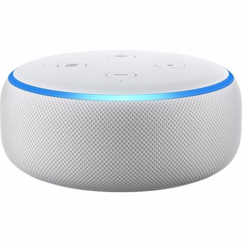 Boxa portabila Amazon Echo Dot 3rd Alb