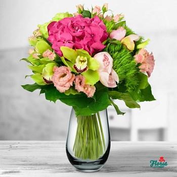 Buchet de flori - Bucuria de a iubi