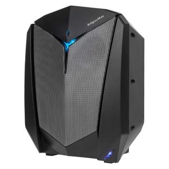 Boxa portabila Kruger&Matz Shield, Bluetooth, USB, SD, FM, Karaoke, AUX