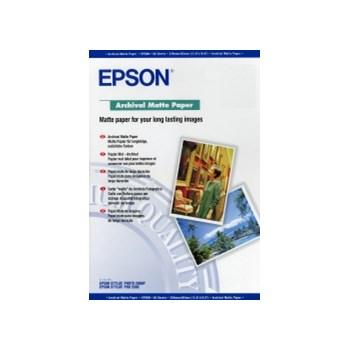 Epson Archival Matte Photo A3+ - 50 coli - 192g/mp (S041340)
