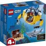 LEGO® City / LEGO® City - Minisubmarin oceanic (60263)