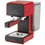 Espressor cu pompa Ariete 1363R Matisse, 850W, 15 bar, 0.9l (Negru-Rosu)
